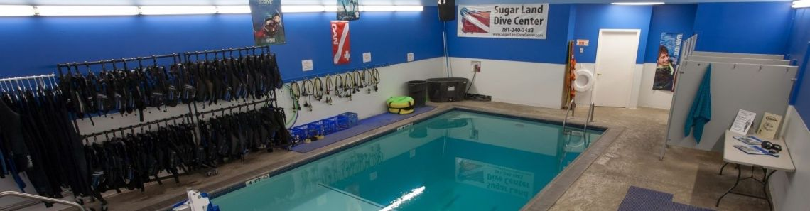 Learn to dive in our indoor, heated pool.