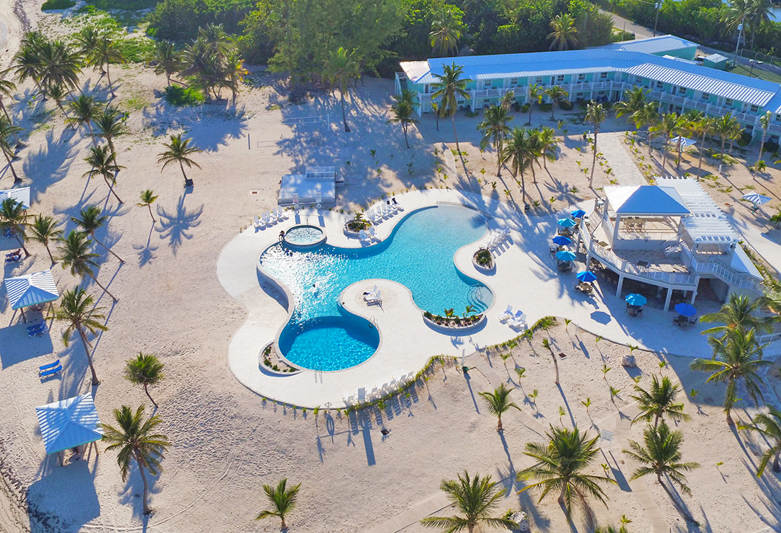 Cayman Brac Resort Aerial