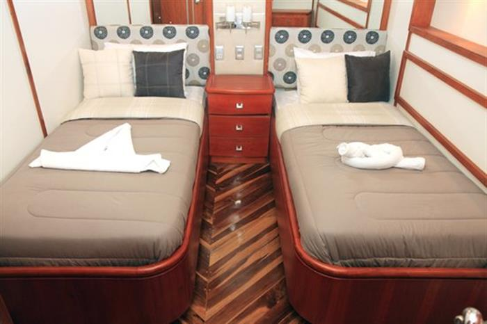 M/V Humboldt Explorer Guest Cabin