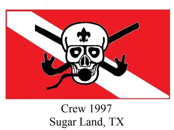 Scuba Venture Crew 1997