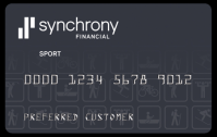 Sugar Land Dive Centers offers special financing with the Synchrony Bank Sport Credit Card