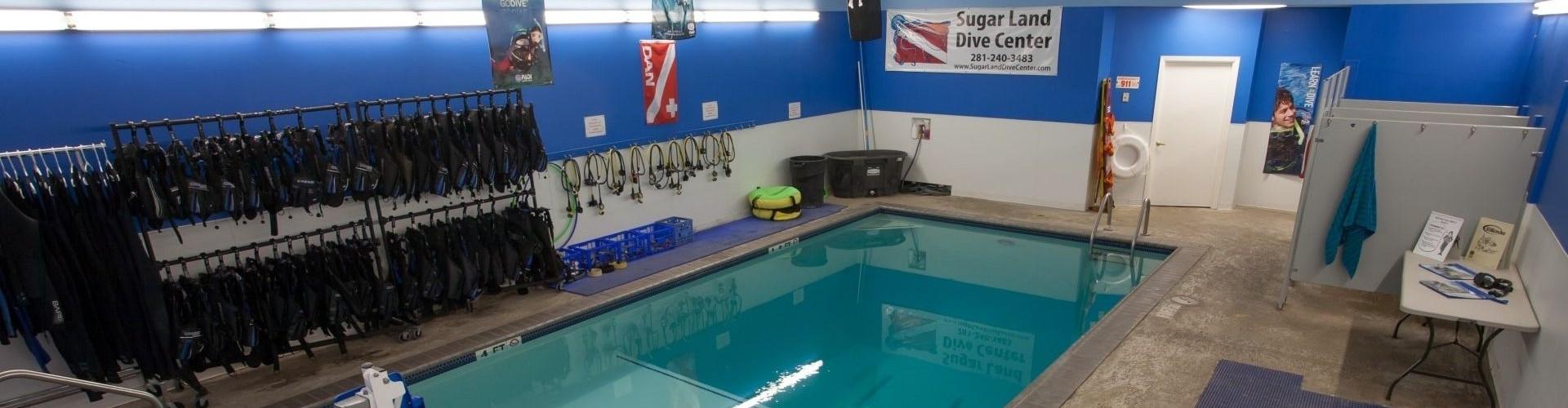 Sugar Land Dive Center Pool