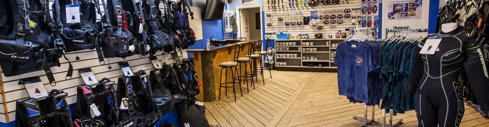 Sugar Land Dive Center Store Photo